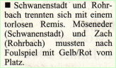 Rundschau, November 2000
